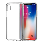 iPhone X Case Clear, Swees Slim & Thin Fit Full Body Shockproof TPU Bumper Protective Case, Transparent Anti-Scratch Hard Back Cover for iPhone X Edition / iPhone 10 Girls Women Men, HD Clear