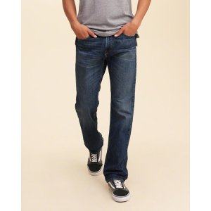 Guys Boot Jeans | Guys Bottoms | HollisterCo.com