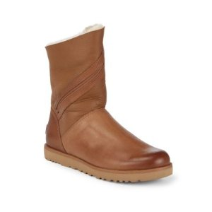 Alba Leather Boots