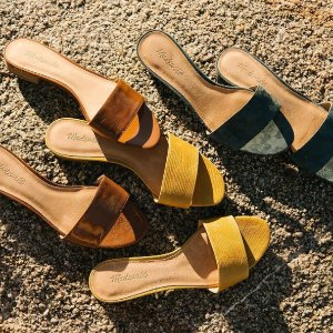 Up to 70% Off + Extra 30% OffSale Shoes @ Madewell