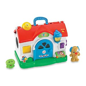 Fisher-Price® Laugh & Learn® Puppy's Activity Home - buybuy BABY
