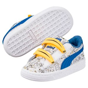 Minions Basket V Kids Sneakers, buy it @ www.puma.com