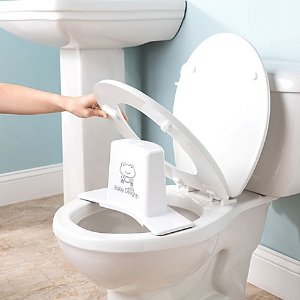 Baby Delight® Super Potty Trainer in White