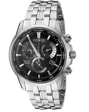 Citizen Eco-Drive Men's 'Perpetual Calendar' Quartz Stainless Steel Casual Watch,