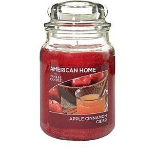 Yankee Candle® American Home™ Apple Cinnamon, Large Jar | Staples®