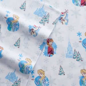 Disney's Frozen Princess Flannel Sheets by Jumping Beans