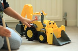 $19.98Fisher-Price Bob the Builder 遥控挖掘机玩具