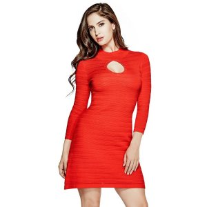 Guia Sweater Dress | GUESS.com