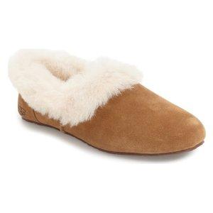 Kendyl Genuine Shearling Slipper