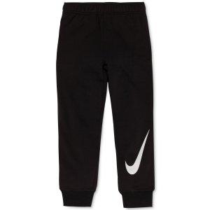 Nike Little Boys' Cuffed Fleece Pants - Sale & Clearance - Kids & Baby - Macy's