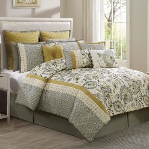 Savannah 12-pc. Comforter Set
