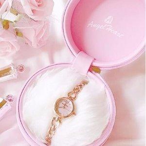 Extra 20% offAngel Heart Women's Watches @ Amazon Japan