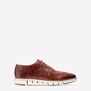 ZEROGRAND Huarache Oxfords in Woodbury | Cole Haan