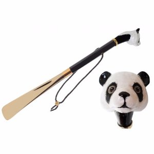 Pasotti Luxury Panda Shoehorn - Accessories | Unineed | Premium Beauty