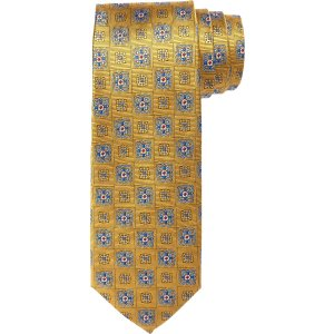 Executive Neat Medallions Tie CLEARANCE - Ties | Jos A Bank