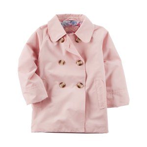 Toddler Girl Trench Coat | Carters.com