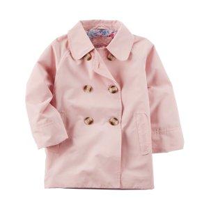 Baby Girl Trench Coat | Carters.com