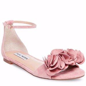 Steve Madden Dorothy Suede Flat-Sandals