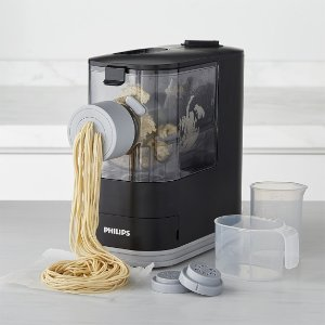 Philips Compact Pasta Maker for Two | Williams Sonoma