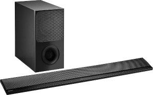 $119Sony 2.1-Channel Soundbar System with 5.12