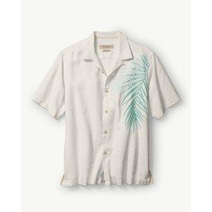 Original Fit Palm Intentions Camp Shirt