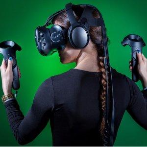 HTC Vive - Virtual Reality Headset