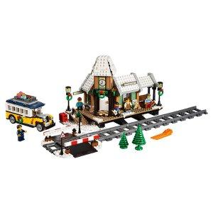 Winter Village Station - 10259   Creator Expert   LEGO Shop