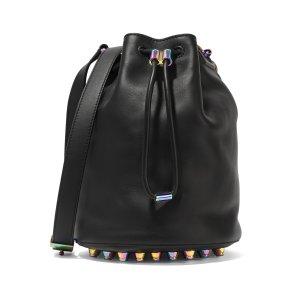 Alpha leather bucket bag | Alexander Wang