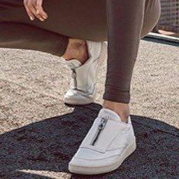 $69.98Rebok Women's eClub C Zip Casual Shoes