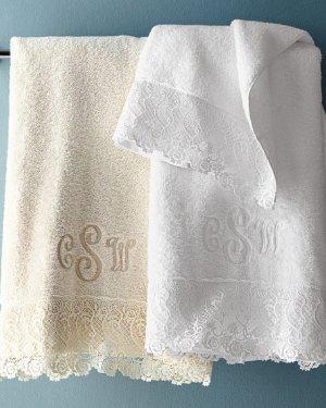 Extra 25% OffMatouk Callista Lace Towel
