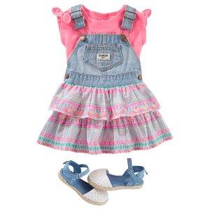 Toddler Girl OKS17MARTODD20 | OshKosh.com