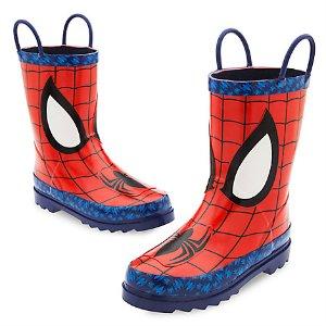 Spider-Man Rain Boots for Kids | Disney Store