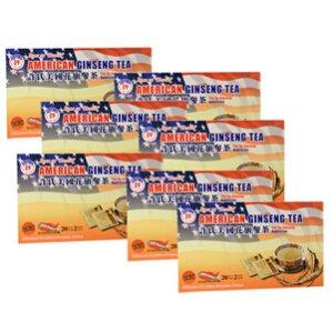 American Ginseng Tea 20 bags Buy 6 get 1 Free