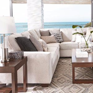 Up to 40% OffLiving Room Upgrades @ Ashley Furniture