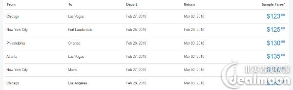 From RT Last Minute Travel Flight Deals CheapOair Dealmoon - Last minute travel deals from houston