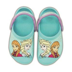 Crocs Frozen Anna & Elsa Pool Clog | zulily