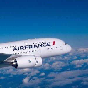 $406 起法航往返航班到欧洲各大城市 机票特卖