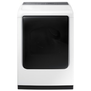 Shop Samsung 7.4-cu ft Electric Dryer (White) ENERGY STAR at Lowes.com