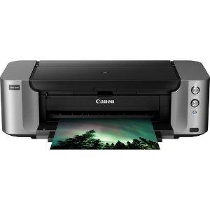 $79.99 (原价$379.99)Canon PIXMA PRO-100 照片打印机 + 50张 SG-201 相纸