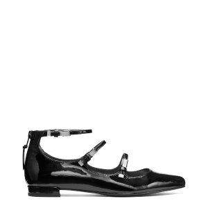 Flippy Mary Jane Flats - Shoes | Shop Stuart Weitzman