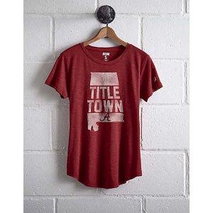 Tailgate Alabama Title Town T-Shirt