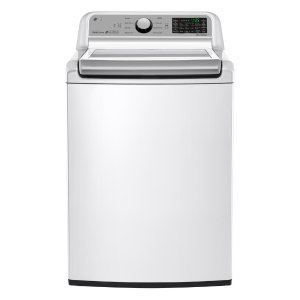 LG Electronics 5.0 cu. ft. Top Load Washer in White, Energy Star