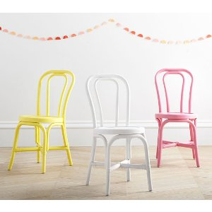 Bistro Play Chairs | Pottery Barn Kids