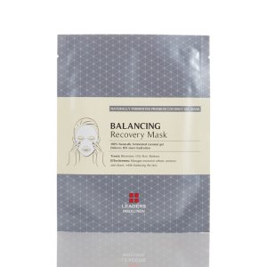 Leaders Cosmetics Balancing Recovery Mask - Pack of 5