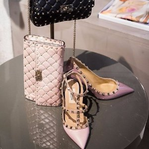 New In + VAT refundSelect Valentino Shoes @ Harrods