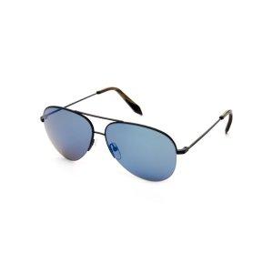 Black VBS100 XL Aviator Sunglasses - Century 21
