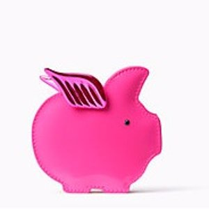 imagination when pigs fly coin purse | Kate Spade New York