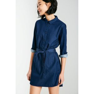 PATELY SHIRT DRESS | JackWills US