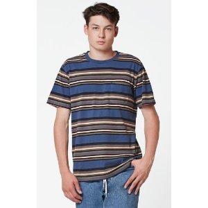 Modern Amusement Crews Striped Pocket T-Shirt at PacSun.com