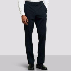 Slim-Fit Suit Pant